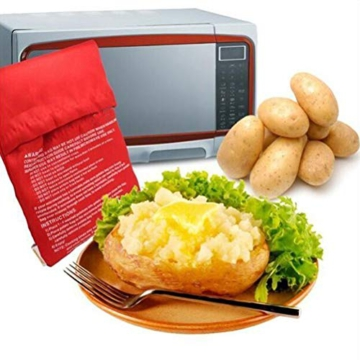 Kartoffel Mikrowelle beutel Mikrowellenherd Kochtasche Kartoffel Tortillas Maiskolben Express Backen Werkzeug (1 Stü.) - 1