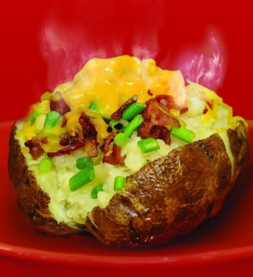 Kartoffel Mikrowelle beutel Mikrowellenherd Kochtasche Kartoffel Tortillas Maiskolben Express Backen Werkzeug (1 Stü.) - 6
