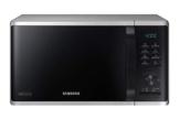Samsung MW3500K MS2AK3515AS/EG Mikrowelle / 800 W / 23 L Garraum / 48,9 cm Breite / Kratzfester Keramik-Emaille-Inneraum / QuickDefrost Auftauprogramme / silber / E-Commerce Verpackung - 1