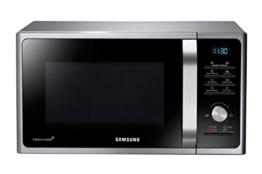 Samsung MWF300G MS2BF303TAS/EG Mikrowelle / 1000 W / 28 L Garraum (Extra groß) / 51,2 cm Breite / Power Defrost / 26 Automatikprogramme / silber / E-Commerce Verpackung - 1